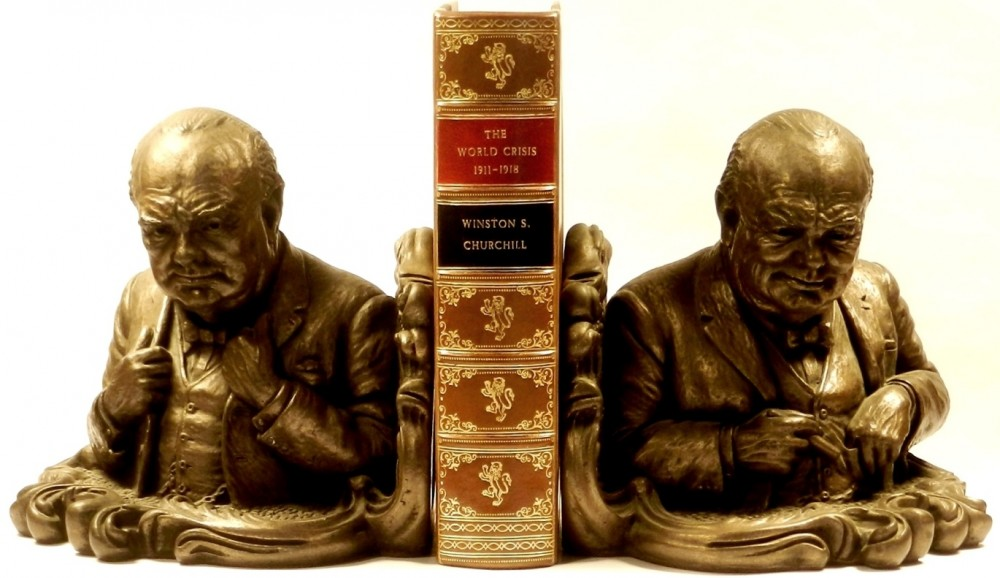 A Guide to Churchill's Books