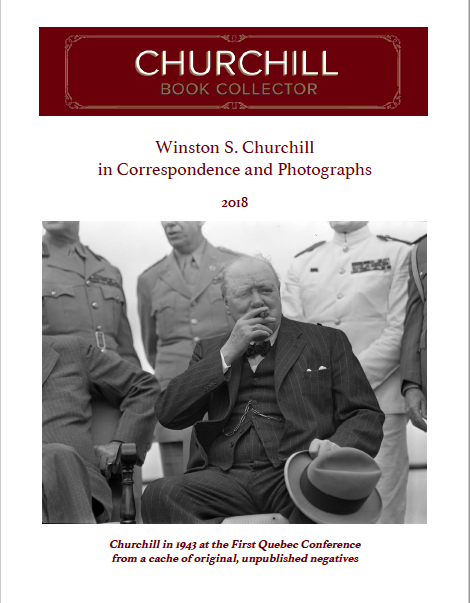 Winston S. Churchill in Correspondence and Photographs