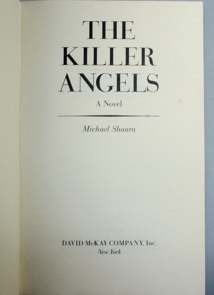 killer angels All customers get free shipping on orders over $25 shipped by amazon show results for books.