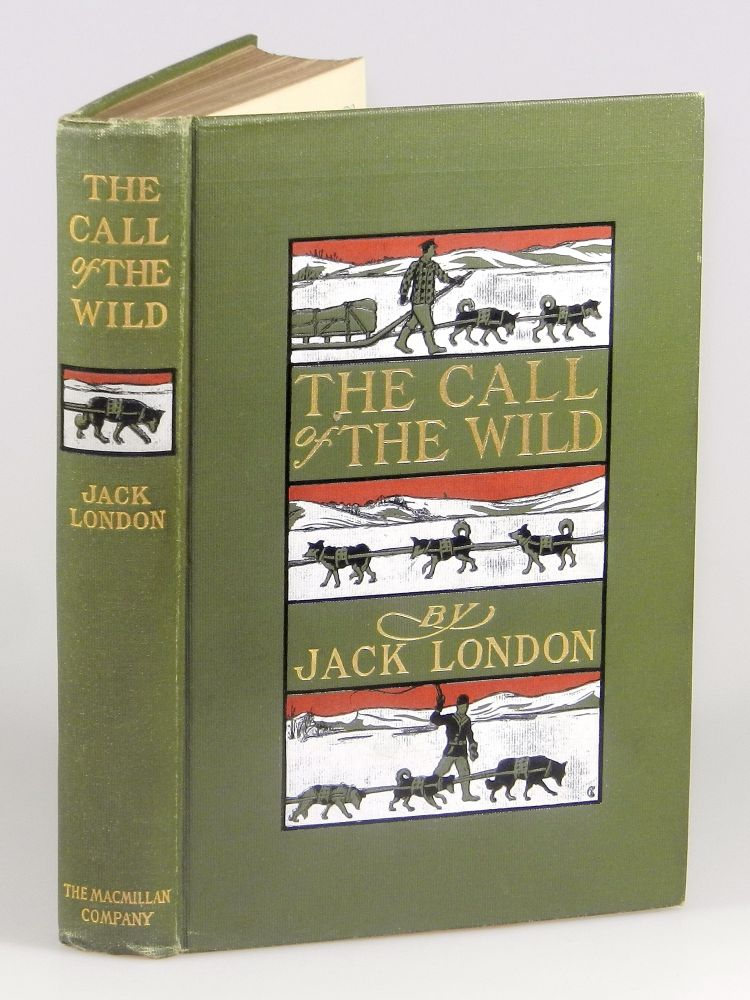 a literary analysis of the call of the wild An analysis of the two of jack london's stories the call of the wild and white  fang two of jack  a literary analysis of symbolism in white fang sybolism in .