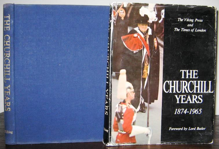 The Churchill Years, 1874 - 1965. The Times of London.