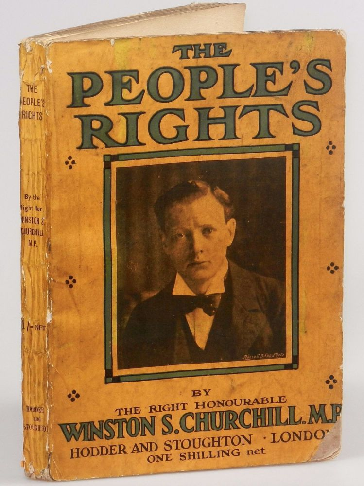 The People's Rights. Winston S. Churchill.