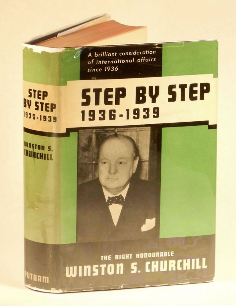 Step By Step. Winston S. Churchill.