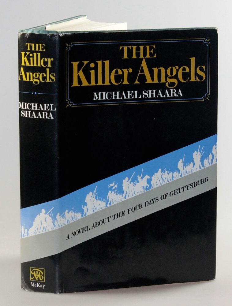 the reasons for war in the killer angels by michael shaara Shaara, michael the killer angels a novel  one of the most popular and acclaimed works of civil war fiction  this book was written for much the same reason .