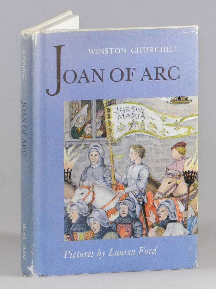 Joan of Arc. Winston S. Churchill.