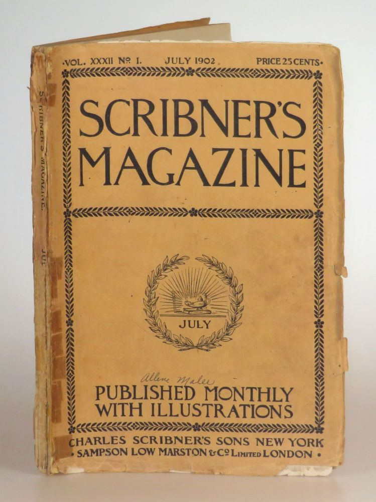 Scribner's Magazine July 1902.
