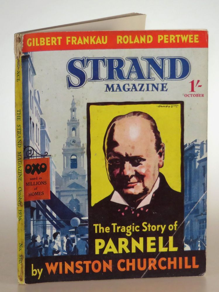 The Tragic Story of Parnell in The Strand Magazine, October 1936. Winston S. Churchill.