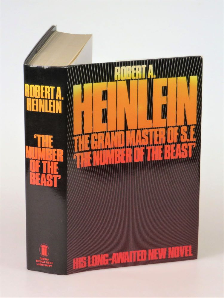 The Number of the Beast. Robert A. Heinlein.
