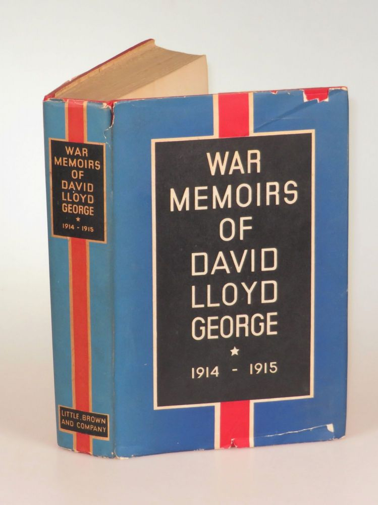 War Memoirs of David Lloyd George, Volume I, 1914-1915