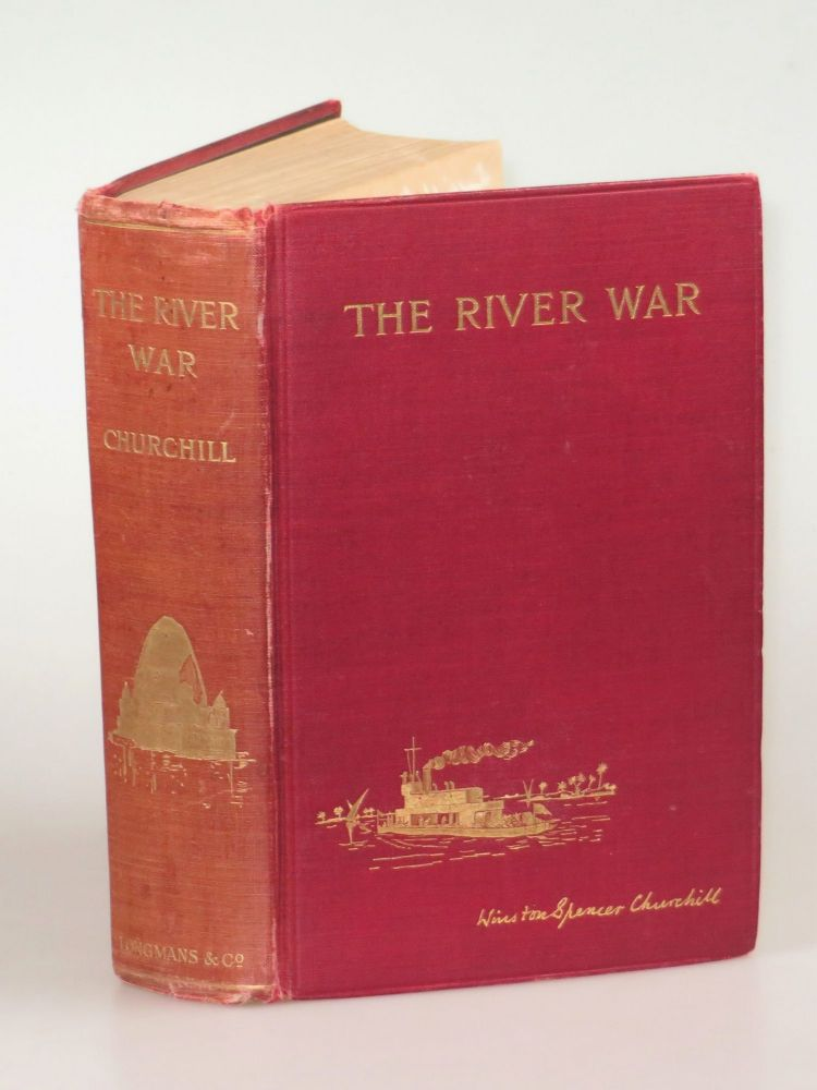 The River War. Winston S. Churchill.
