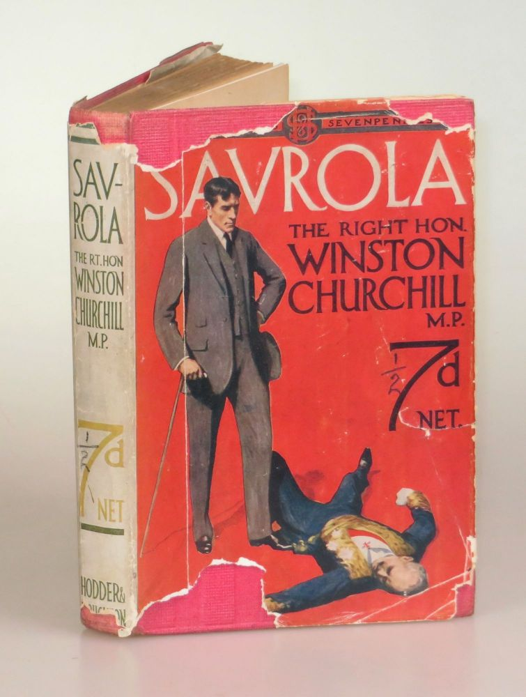 Savrola. Winston S. Churchill.