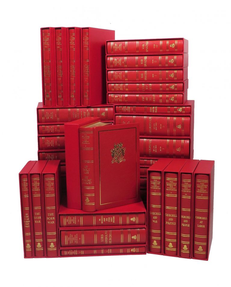 The Collected Works of Sir Winston Churchill & The Collected Essays of Sir Winston Churchill. Winston S. Churchill.