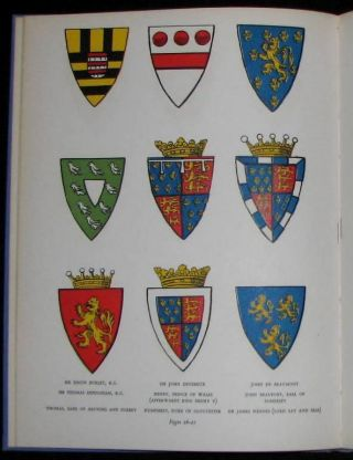John Philipot's Roll of the Constables of Dover Castle and Lord Wardens of the Cinque Ports 1627