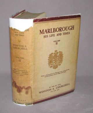 Marlborough: His Life and Times, Volume II. Winston S. Churchill.