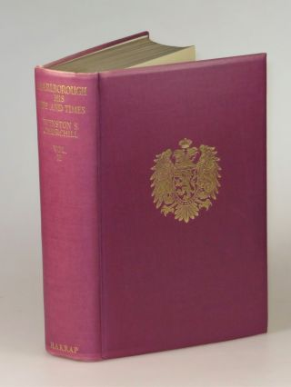 Marlborough: His Life and Times, Volume II. Winston S. Churchill