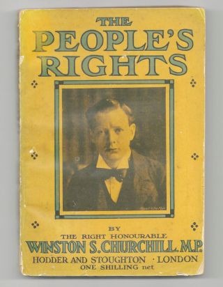 The People's Rights. Winston S. Churchill