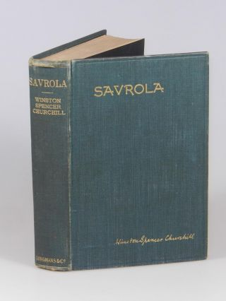 Savrola. Winston S. Churchill