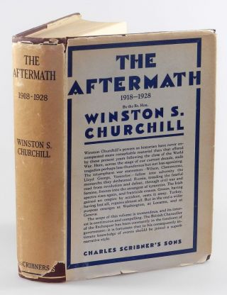 The World Crisis: The Aftermath, 1918-1928. Winston S. Churchill.