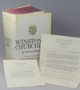 Winston S. Churchill, The Official Biography, Companion Volume V, Part 1, The Exchequer Years...