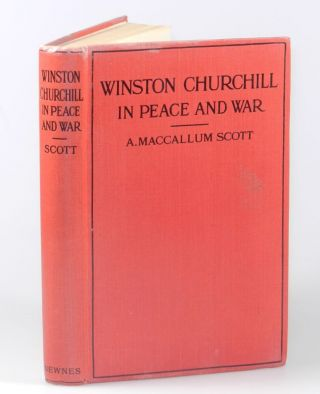 Winston Churchill in Peace and War