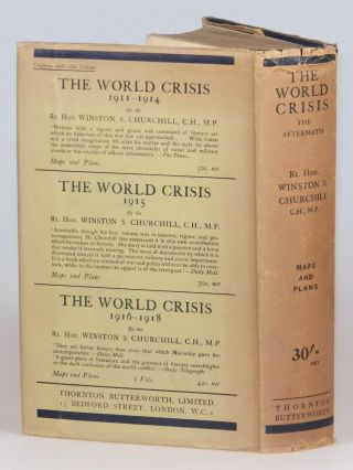 The World Crisis: The Aftermath
