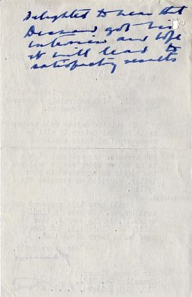 """Two typed, signed letters dated 29 November 1944 and 25 October 1945 from Lord Camrose to Sir Walter Newman Flower regarding """"the greatest coup of twentieth century publishing"""" - the rights to publish Winston S. Churchill's eventual history of the Second World War"""