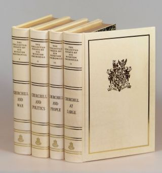 The Collected Essays of Sir Winston Churchill, complete in four volumes