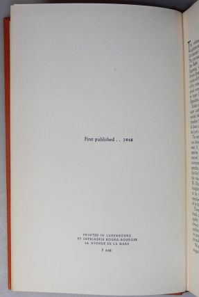 The Postwar Speeches, a full set of jacketed first editions: The Sinews of Peace, Europe Unite, In the Balance, Stemming the Tide, and The Unwritten Alliance