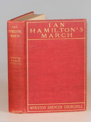 Ian Hamilton's March. Winston S. Churchill.