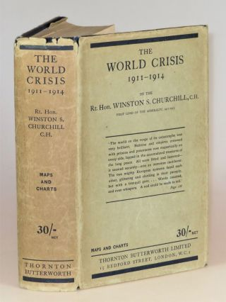 The World Crisis: 1911-1914. Winston S. Churchill