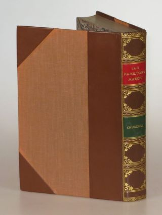 Ian Hamilton's March, finely bound by Bayntun-Riviere