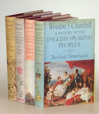 A History of the English-Speaking Peoples. Winston S. Churchill
