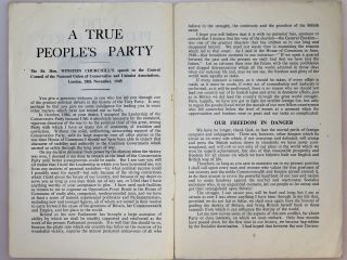 A True People's Party