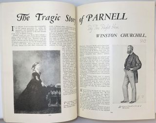 The Tragic Story of Parnell in The Strand Magazine, October 1936
