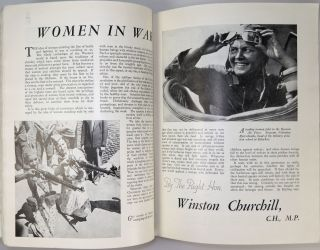 Women in War in The Strand Magazine, February 1938
