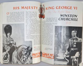 His Majesty King George VI in The Strand Magazine, May 1937