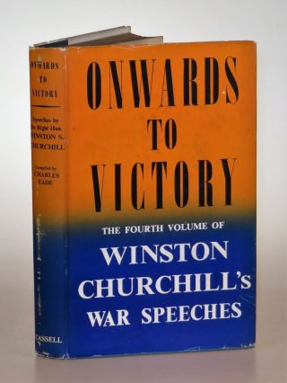 Onwards to Victory. Winston S. Churchill