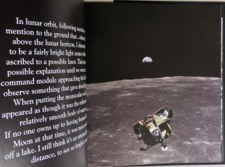 Magnificent Desolation: Images from the Apollo 11 Lunar Mission with the Words of Astronaut Buzz Aldrin, signed by Buzz Aldrin