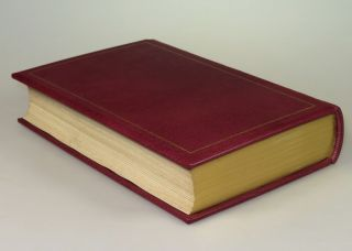 My Early Life, finely bound
