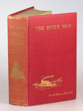 The River War. Winston S. Churchill
