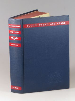 Blood Sweat and Tears, inscribed by the author's namesake grandson