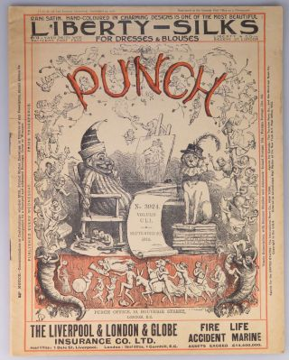 Punch, or The London Charivari, No. 4147, Volume CLI, September 20, 1916