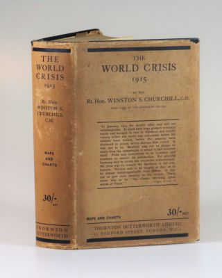 The World Crisis: 1915. Winston S. Churchill