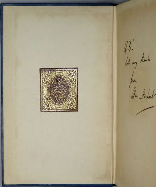 The Secret Battle, an inscribed author's presentation copy of the first edition to feature an Introduction by Winston S. Churchill