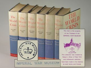 The World Crisis, the unabridged, second American issue from first edition plates, this set...