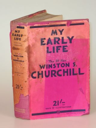 My Early Life. Winston S. Churchill