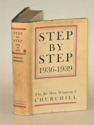 Step By Step. Winston S. Churchill
