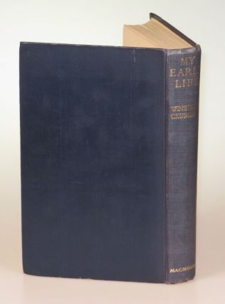 My Early Life: A Roving Commission, a wartime reprint with interesting provenance