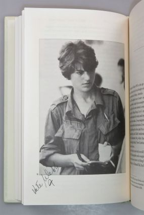 War Torn: Stories of War from the Women Reporters Who Covered Vietnam - an author's copy, signed and inscribed to her by every one of her eight female co-authors