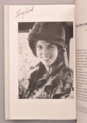 War Torn: Stories of War from the Women Reporters Who Covered Vietnam - An author's copy signed by every other contributor